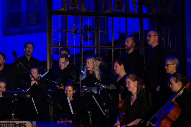 Uranienborg Vokalensemble (Elisabeth Holte, dirigent)